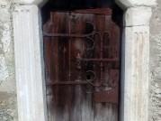Portal einer römischen Grabkapelle