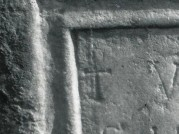 Christogramm der Valeriana
